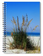 Sea Oats Spiral Notebook