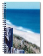 Seafence Spiral Notebook