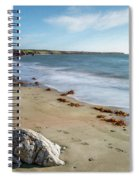 Seascape Wales Spiral Notebook