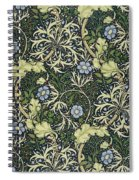 Seaweed Pattern Spiral Notebook