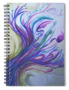 Seaweedy Spiral Notebook