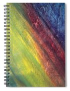 Against The Grain Spiral Notebook