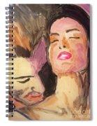 Secret Love Spiral Notebook