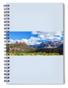 Sedona Panorama Spiral Notebook