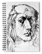 Self Portrait 1493  Spiral Notebook