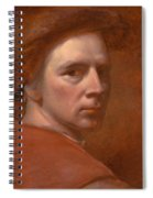 Self-portrait Spiral Notebook