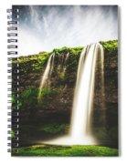 Seljalandfoss - Iceland Spiral Notebook