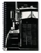 Semi Spiral Notebook