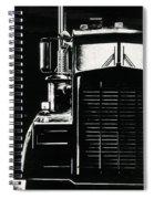 Semi Spiral Notebook