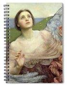 Sense Of Sight Spiral Notebook
