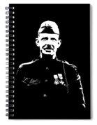 Sergeant Alvin York Graphic Spiral Notebook