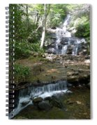 Set Rock Creek Falls Spiral Notebook