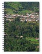 Sete Cidades - Azores Spiral Notebook