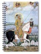 Shah Jahan (1592-1666) Spiral Notebook