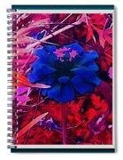 She Wore Blue Velvet Spiral Notebook