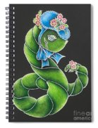 She's Just A Worm II  Spiral Notebook