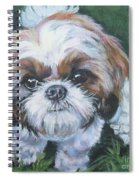 Shih Tzu Spiral Notebook