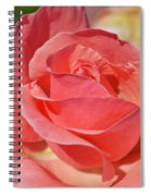 Shining For You Spiral Notebook
