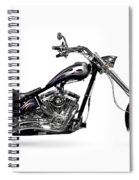 Shiny Chopper Spiral Notebook