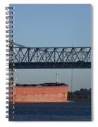 Shipping - New Orleans Louisiana Spiral Notebook
