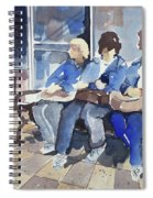 Shopping Spiral Notebook
