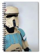 Shoretrooper Spiral Notebook