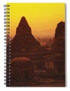 Shwesandaw Paya Temples Spiral Notebook