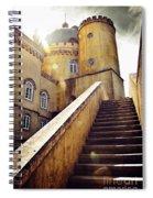 Sintra Palace Spiral Notebook
