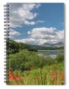 Snowdonia Lake Spiral Notebook