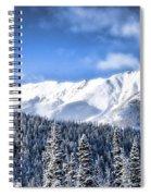 Snowmass Spiral Notebook