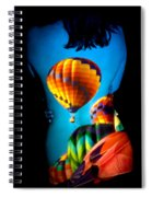 Soarin Beauty Spiral Notebook