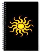 Sol Spiral Notebook