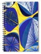 Solar Rays Spiral Notebook
