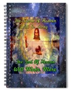 Son Of The Sun Spiral Notebook