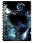 Song Of The Universe Spiral Notebook