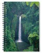 Sopoaga Falls Spiral Notebook