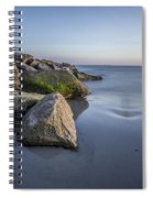 South County Sunset  Spiral Notebook