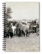 South Dakota: Cowboys Spiral Notebook