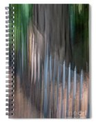 Southern Glow Spiral Notebook