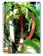 Sphere Spiral Notebook