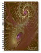 Spiral Maze  Spiral Notebook