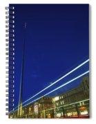 Spire Of Dublin, Oconnell Street Spiral Notebook