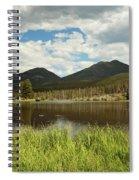 Sprague Lake Spiral Notebook
