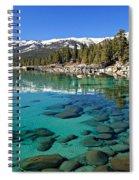 Spring Clarity Spiral Notebook