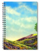Spring Day Spiral Notebook