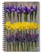 Spring Delights Spiral Notebook