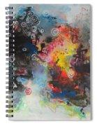 Spring Fever46 Spiral Notebook