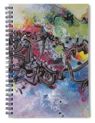 Spring Fever8 Spiral Notebook