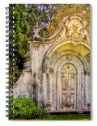 Spring Grove Mausoleum Spiral Notebook