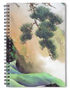Spring Of Mountain Spiral Notebook